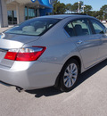 honda accord 2013 silver sedan ex gasoline 4 cylinders front wheel drive automatic 28557