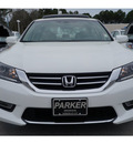 honda accord 2013 white sedan ex l gasoline 4 cylinders front wheel drive automatic 28557