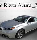 acura tl 2013 silver sedan tech sh awd gasoline 6 cylinders all whee drive automatic with overdrive 60462