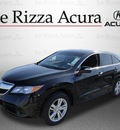 acura rdx 2013 black suv awd gasoline 6 cylinders all whee drive automatic with overdrive 60462