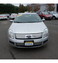 ford fusion 2009 silver sedan se gasoline 4 cylinders front wheel drive automatic with overdrive 08902