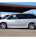 dodge grand caravan 2007 silver van sxt gasoline 6 cylinders front wheel drive automatic 79029