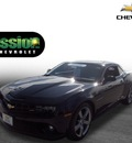 chevrolet camaro 2012 black coupe ss gasoline 8 cylinders rear wheel drive automatic 79936