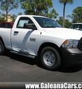 ram 1500 2013 white tradesman flex fuel 6 cylinders 2 wheel drive automatic 33912