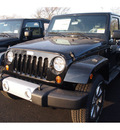 jeep wrangler unlimited 2013 black suv sahara gasoline 6 cylinders 4 wheel drive automatic 07730