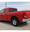 ram 1500 2013 red pickup truck tradesman flex fuel 8 cylinders 2 wheel drive 6 speed automatic 77017