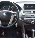 honda accord 2009 blue sedan ex l gasoline 4 cylinders front wheel drive automatic 77065