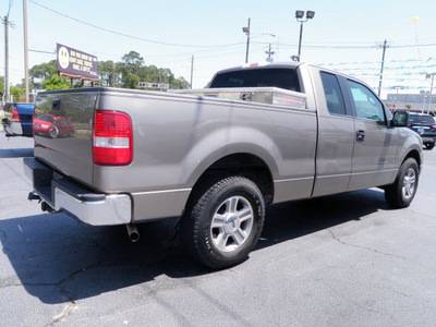 ford f 150 2005 beige xlt gasoline 8 cylinders rear wheel drive automatic with overdrive 32401