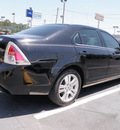 ford fusion 2007 black sedan v6 sel gasoline 6 cylinders front wheel drive automatic 32401