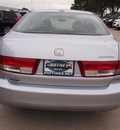 honda accord 2004 dk  gray sedan ex v 6 gasoline 6 cylinders front wheel drive automatic 75067