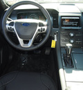 ford taurus 2013 sterling gray sedan sel gasoline 6 cylinders front wheel drive automatic 77375