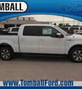 ford f 150 2013 oxford white fx2 flex fuel 8 cylinders 2 wheel drive automatic 77375
