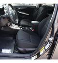 toyota corolla 2013 gray sedan s gasoline 4 cylinders front wheel drive automatic 78232