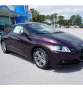 honda cr z 2013 purple hatchback ex hybrid 4 cylinders front wheel drive automatic 28557