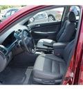 honda accord 2005 red sedan ex v 6 gasoline 6 cylinders front wheel drive automatic 28557