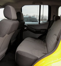 nissan xterra 2007 yellow suv 4 0 gasoline 6 cylinders 4 wheel drive automatic 62034