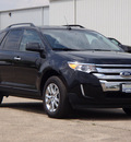 ford edge 2011 black sel awd 6 cylinders shiftable automatic 61832