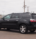gmc acadia 2012 black suv slt 1 6 cylinders automatic 79110