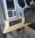 toyota tundra 2009 white sr5 gasoline 8 cylinders 2 wheel drive automatic 75604