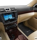 lexus ls 460 2010 white sedan long wheel base navigation gasoline 8 cylinders all whee drive automatic 07755