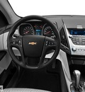 chevrolet equinox 2013 dk  gray suv ls gasoline 4 cylinders front wheel drive 6 speed automatic 56001
