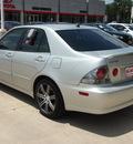lexus is 300 2004 silver sedan is300 gasoline 6 cylinders rear wheel drive automatic 78232