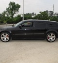 dodge magnum srt 8 2006 black wagon gasoline 8 cylinders rear wheel drive automatic 77375
