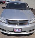 dodge avenger 2012 silver sedan se flex fuel 6 cylinders front wheel drive automatic 79925
