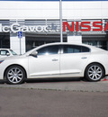 buick lacrosse 2010 white sedan cxs gasoline 6 cylinders front wheel drive automatic 79119