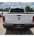 ram 1500 2013 white tradesman flex fuel 8 cylinders 4 wheel drive automatic 77388