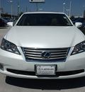 lexus es 350 2012 white sedan 6 cylinders automatic 77074