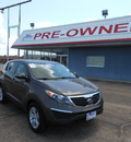kia sportage 2012 brown lx 4 cylinders automatic 75901