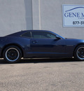 chevrolet camaro 2012 blue coupe ls gasoline 6 cylinders rear wheel drive automatic 79407