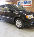 chrysler town and country 2013 black van touring flex fuel 6 cylinders front wheel drive automatic 44883