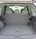ford escape 2007 silver suv xlt gasoline 6 cylinders front wheel drive automatic 77587