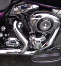 harley davidson flhx 2011 purple street glide 2 cylinders 6 speed 45342