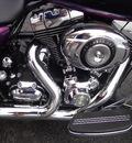 harley davidson flhx 2011 purple street glide 2 cylinders 6 speed 45342
