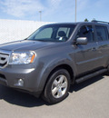 honda pilot 2011 dk  gray suv ex l gasoline 6 cylinders front wheel drive automatic with overdrive 99352