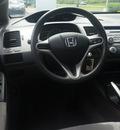 honda civic 2009 black sedan lx gasoline 4 cylinders front wheel drive automatic 44410