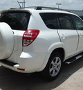 toyota rav4 2012 silver suv limited gasoline 4 cylinders 2 wheel drive automatic 78233