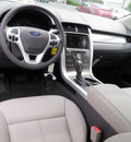 ford edge 2013 off white sel gasoline 6 cylinders front wheel drive automatic 32401