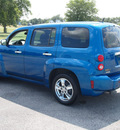 chevrolet hhr 2009 blue suv lt gasoline 4 cylinders front wheel drive automatic 78016