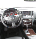 nissan maxima 2009 dk  gray sedan 3 5 sv gasoline 6 cylinders front wheel drive cont  variable trans  45840