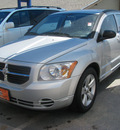 dodge caliber 2010 silver hatchback sxt 4 cylinders automatic 79936