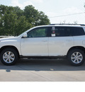 toyota highlander 2013 white suv plus gasoline 4 cylinders front wheel drive automatic 78232