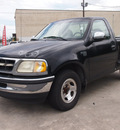ford f 150 1998 black pickup truck xlt gasoline v8 rear wheel drive automatic 28217