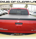 toyota tacoma 2010 red v6 6 cylinders automatic 77546
