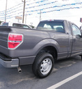 ford f 150 2010 dk  gray xl gasoline 8 cylinders 2 wheel drive automatic 32401