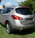 nissan murano 2010 lt  brown suv le gasoline 6 cylinders all whee drive cont  variable trans  27511
