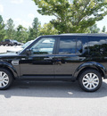land rover lr4 2013 black suv hse gasoline 8 cylinders 4 wheel drive automatic 27511